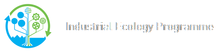 picture:logo Industrial ecology programme